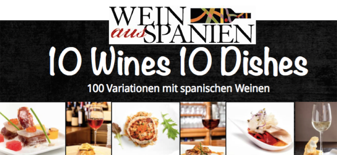 Banner 10 Wines – 10 Dishes